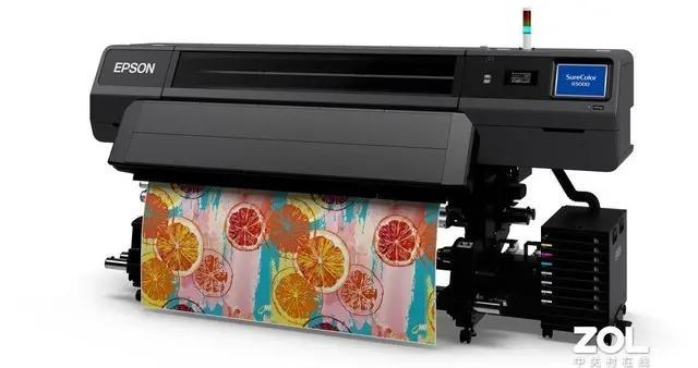 爱普生首款树脂墨水大幅面SureColor SC-R5000