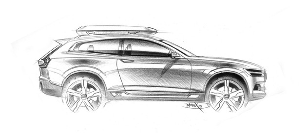 沃尔沃小型纯电SUV暂定名XC20,基于吉利SEA浩瀚架构打造