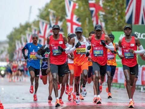 吉普乔格遭七年来首败 伦敦马拉松科斯盖实现卫冕