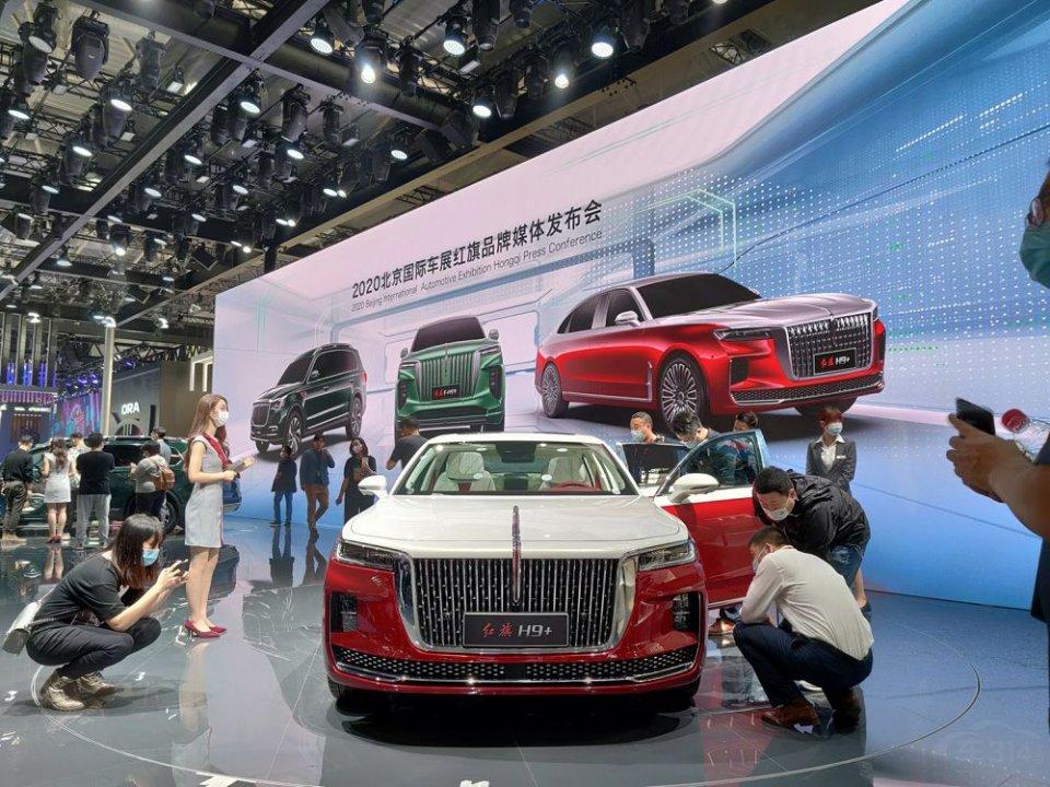多款轿车新品成为北京车展的大亮点 买车不妨等等再说