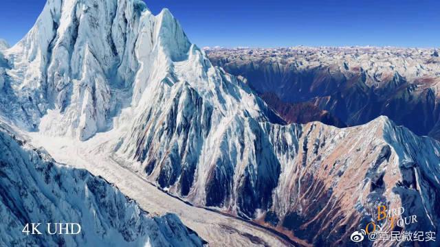 西藏林芝旅游,飞过雪山去看雅鲁藏布江