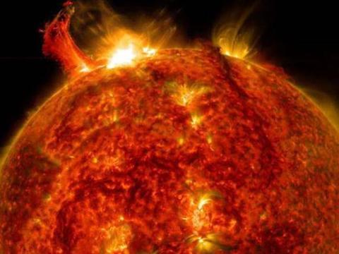 又到了太阳活动年,太阳风暴会突如其来吗?