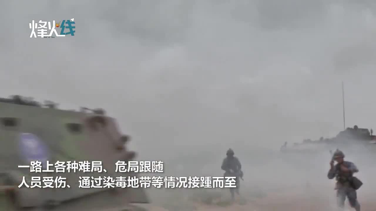 """罕见取得胜利!震撼直击红军加入""""土豪""""装备硬核对抗朱日和蓝军"""