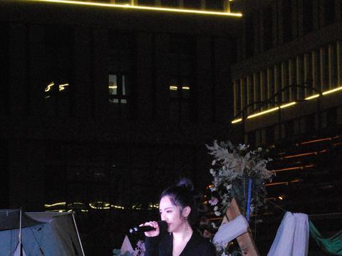 唱作人何小河天津专场收官 逆势生长见证音乐的力量