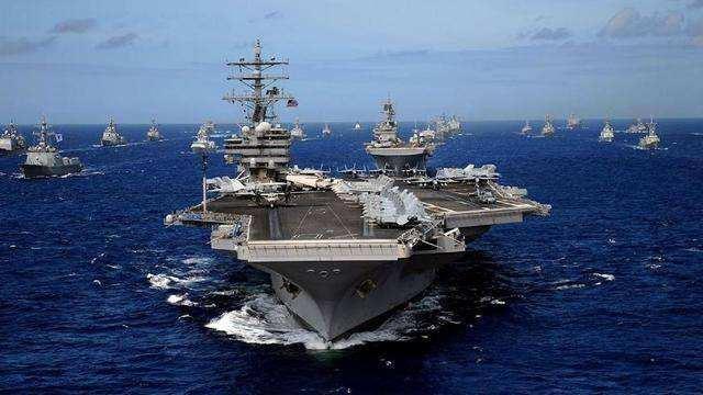 美国水师舰队