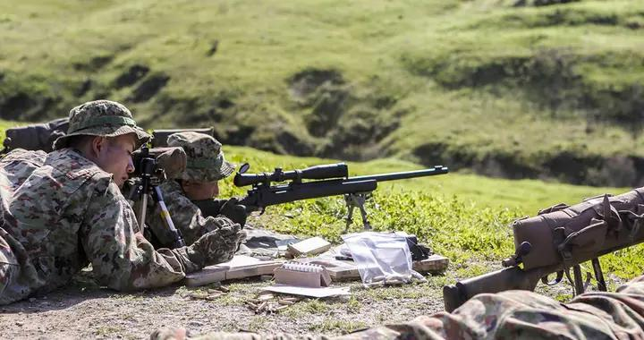 美军智能12.7毫米狙击弹现身,国产弹药亦不逊色