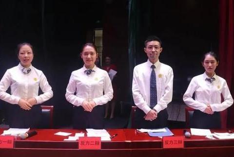 黄鹤楼辩论队顺利晋级湖北省首届企业辩论大赛8强