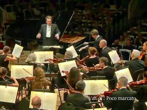 俄罗斯国家交响乐团:拉赫玛尼诺夫《帕格尼尼主题狂想曲》