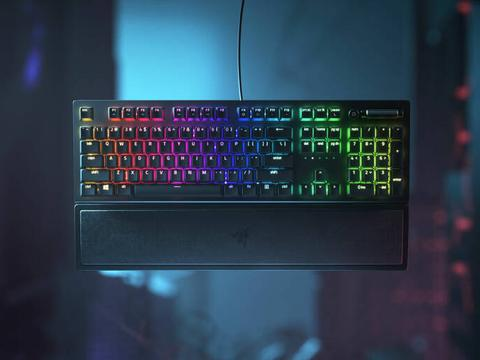 RAZER发布黑寡妇蜘蛛V3游戏机械键盘 699元起