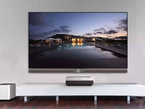 激光电视掀起观影升级浪潮,巨屏视觉轻松可得