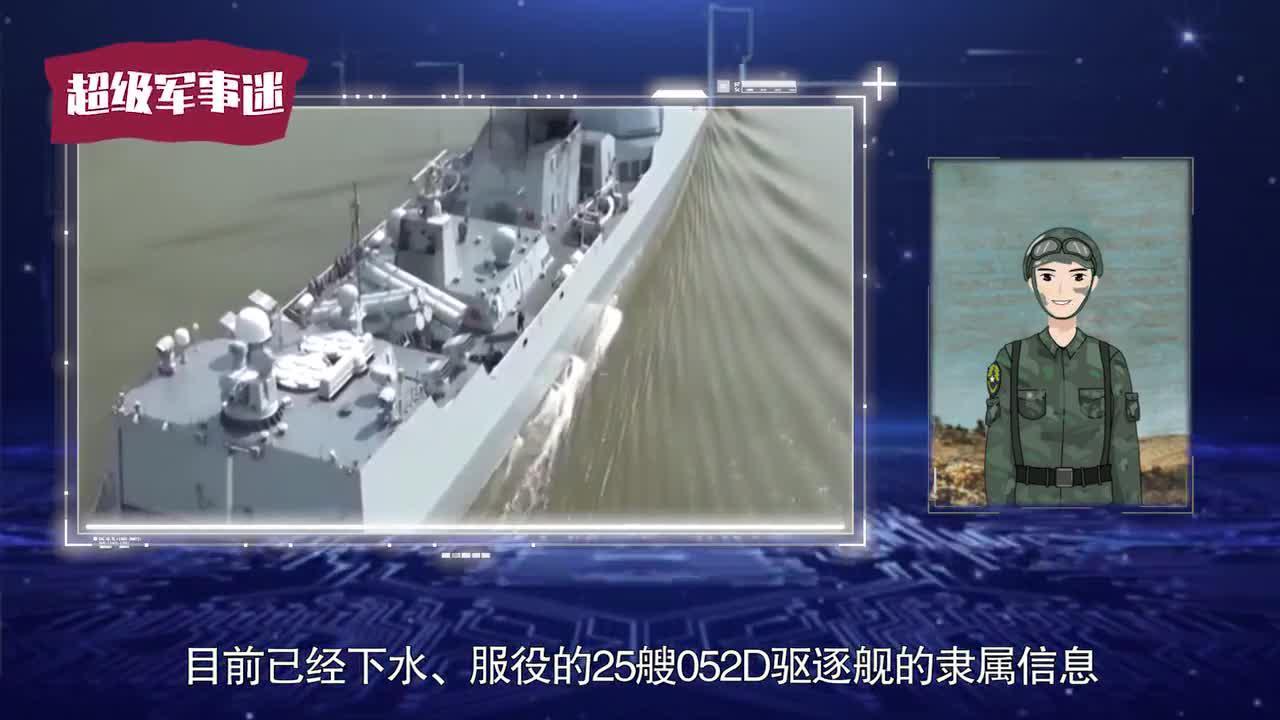 南海舰队不再一枝独秀,3大舰队、6个驱逐舰支队哪个最香?