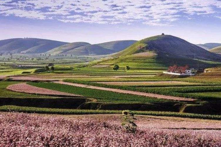 陕西有一个古老的县城 有着悠久的历史和
