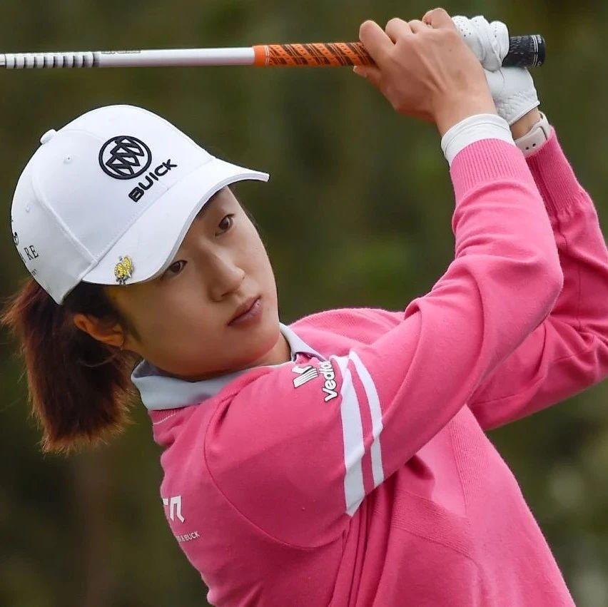 大满贯毕马威女子PGA锦标赛,刘钰心系比赛不过节