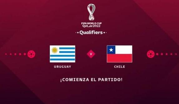 世界杯南美区预选赛第1轮初步,乌拉圭2-1打败智利,这场强强对话以第92分钟的马克西-戈麦斯的绝杀收尾