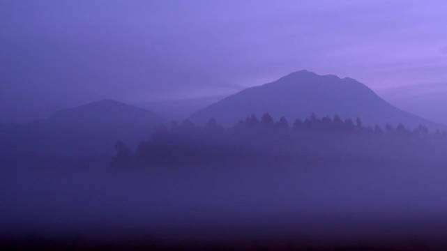 小田代原的最美清晨 这一生一定最少要体验一次