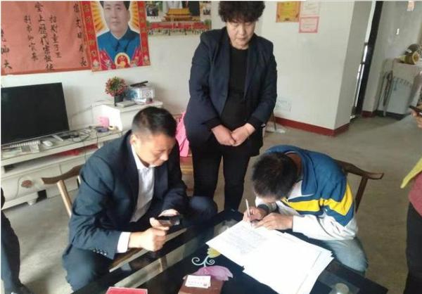 西峡县军马河镇:推进金融扶贫帮扶扶贫