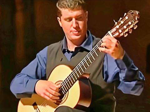 吉他独奏《阿尔罕布拉宫的回忆》