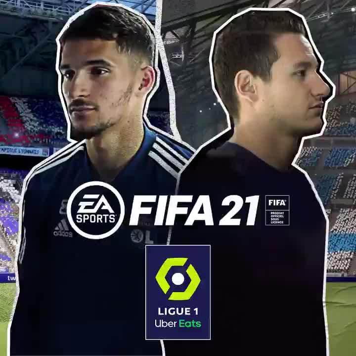 法甲里昂和马赛两支俱乐部的球员脸型采集幕后花絮