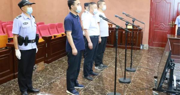 涉案公职人员多将刑案降为治安处罚 甘肃宁县公安三领导获刑