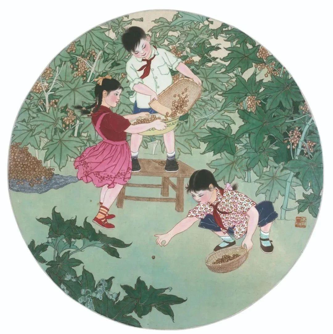 展演 | 还有1个月!白雪石中国画作品在清华大学艺术博物馆展出!