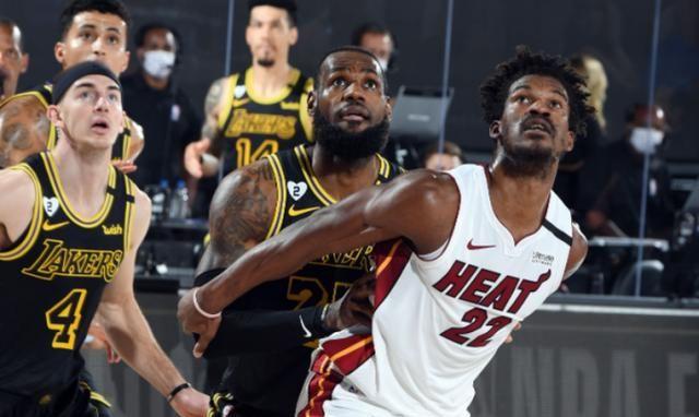 NBA总决赛G5开打。本场竞赛,迈阿密热火对阵洛杉矶湖人