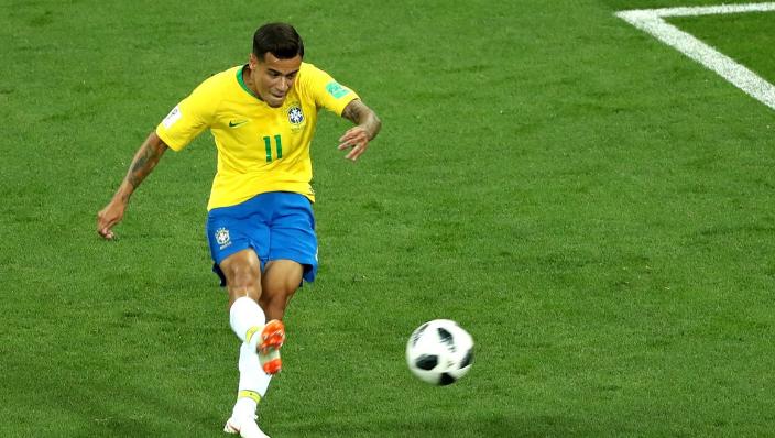 巴西5-0令巴萨收到利好!库鸟现已完全被激活,这回格子也有救了