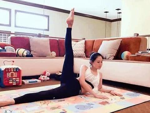 带你参观佟大为住的豪宅,老婆经常在家里练瑜伽,内部装修很豪华