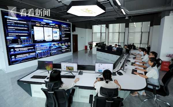 海南自贸港(三亚)国际传播中心正式启用图片