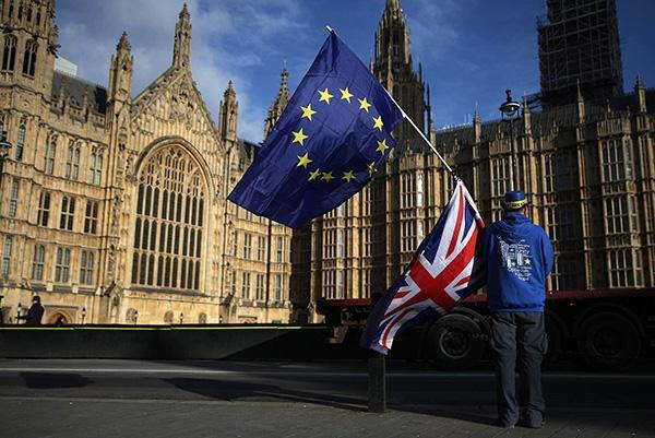 """英媒:欧盟和英国同意基于共同利益达成""""微型协议"""""""