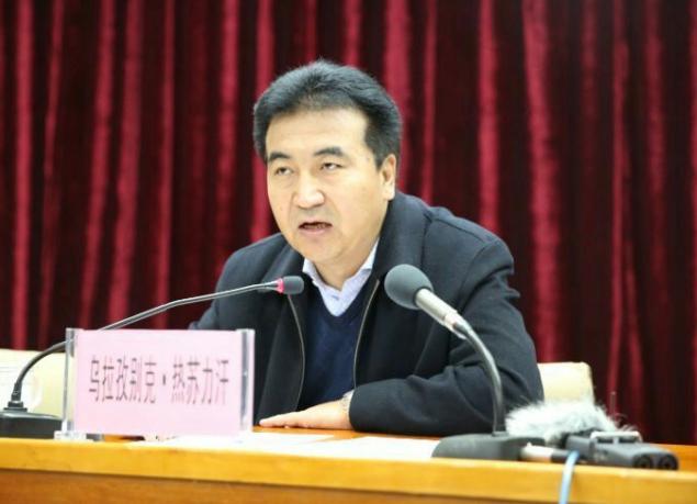 跨省任厅长9个月 乌拉孜别克-热苏力汗职务再调整图片