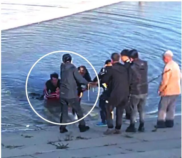 赵州溺水者家属通过媒体感谢恩人!记者