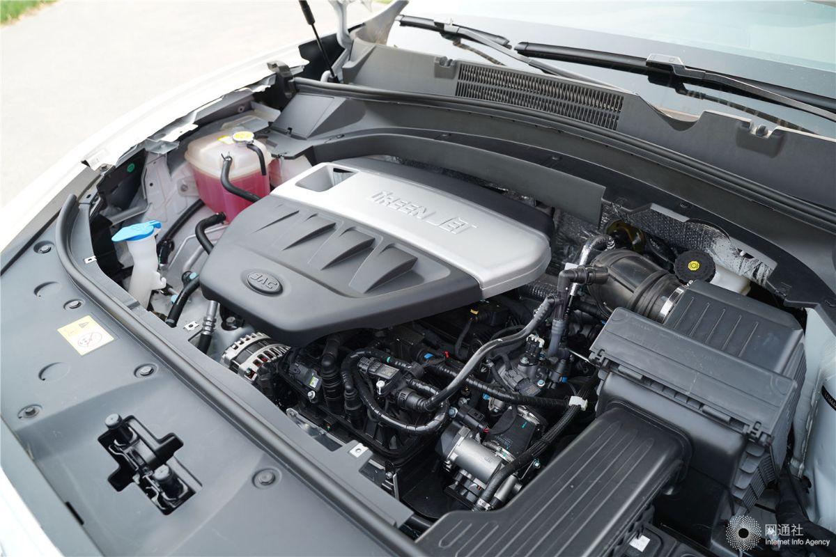 江淮嘉悦X7新增自由+车型 售价10.28万元