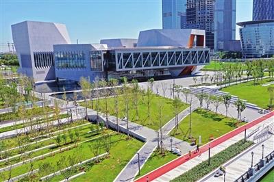 天津茱莉亚音乐学院项目获天津钢结构金