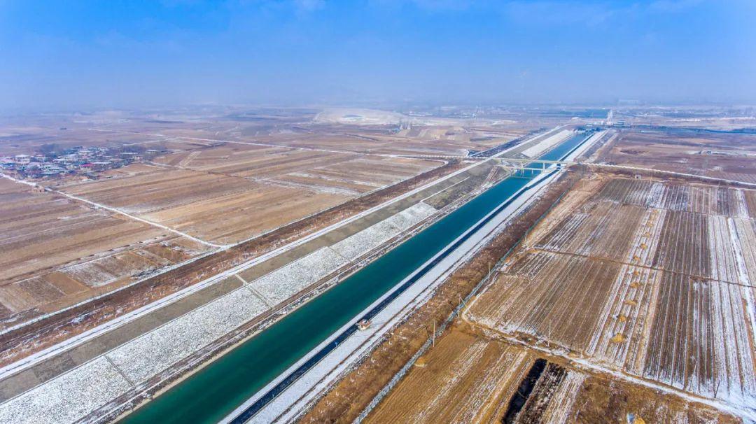 南水北调北京段 资料图