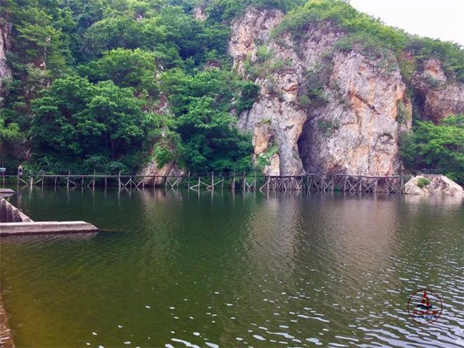 大连庄河必去的景点,理想的避暑之地,秋天也是最美的季节