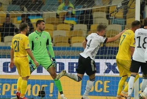 2-1!德国客胜世界第24,格雷兹卡破门,吕迪格助攻,聚勒送点