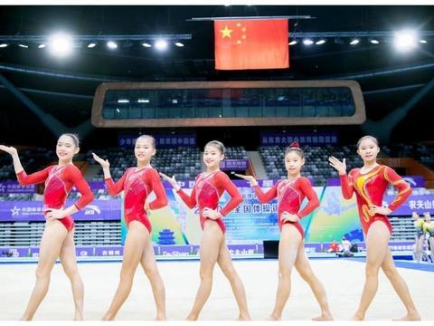 刘婷婷和陈一乐率广东队夺女团冠军、混合男女团体冠军