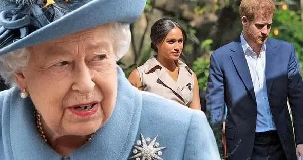 英媒:梅根或将永远拥有公爵夫人殿下头衔,女王根本无法剥夺