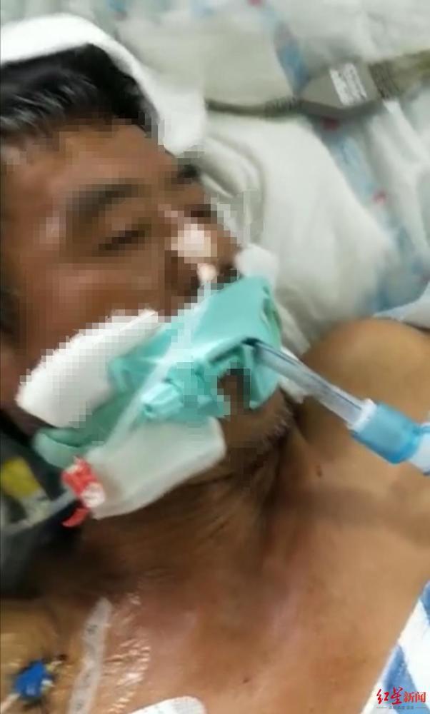 湖北仙桃二十多名村民中毒 政府办人员:化工厂有毒物质泄漏图片