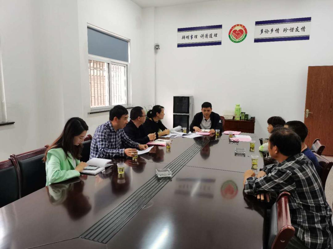 AG亚游注册网站-缙云县信访局推动了村级组织的顺利变革