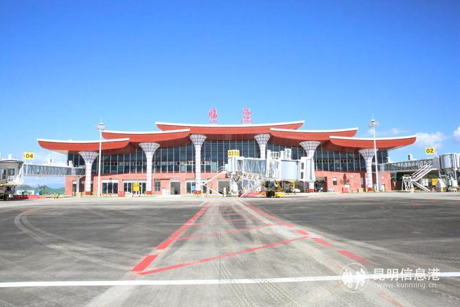 临沧机场T2航站楼正式投入使用