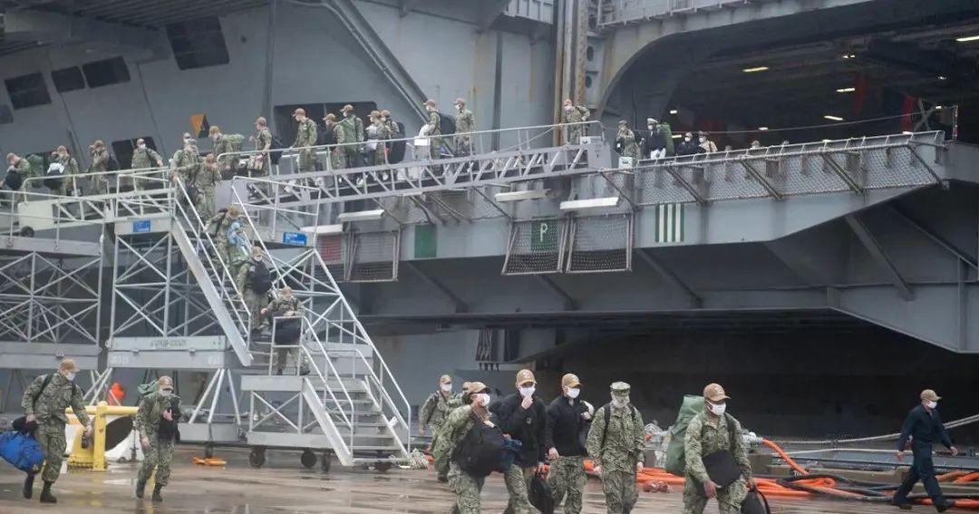 美国海军作战部长曝光一惊人数字