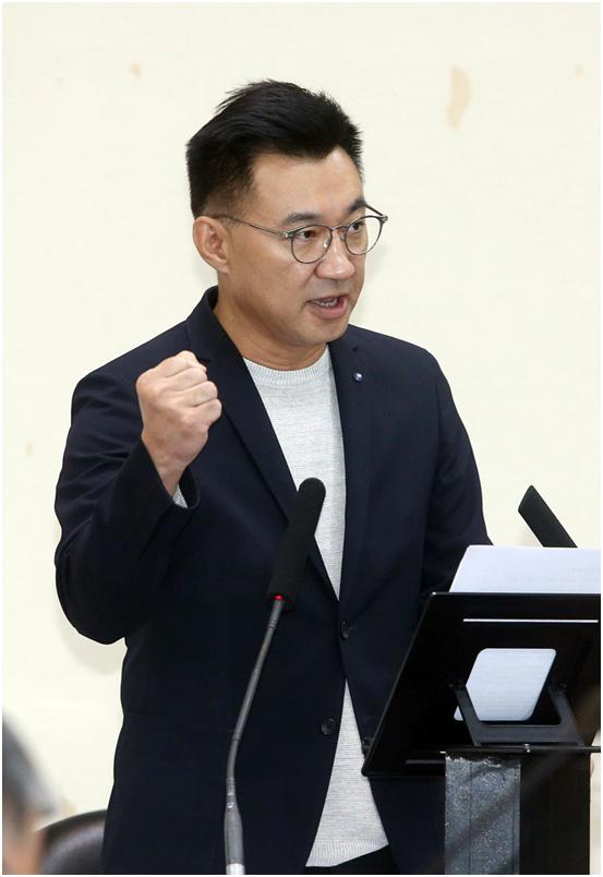 中国国民党主席回应了图片