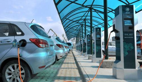 新能源公务用车占比不低于50%!昆明新能源汽车产业迎新发展图片