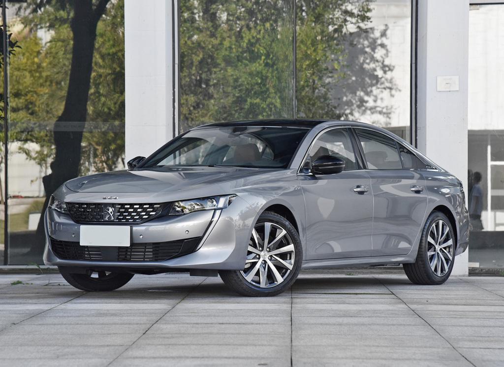标致508L新增1.8T车型,设计加入赛道元素,科技感抢眼