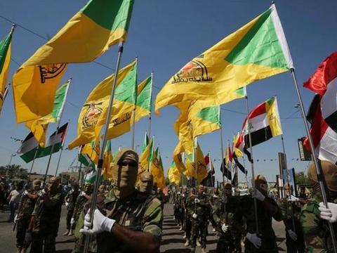 美国加速撤军之际,伊拉克政府突然行动:亲伊朗民兵被赶出巴格达