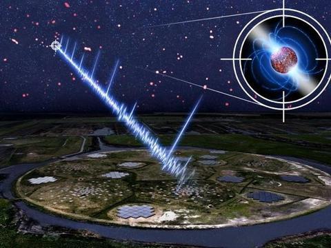 旋转最慢的脉冲星,挑战现有中子星理论