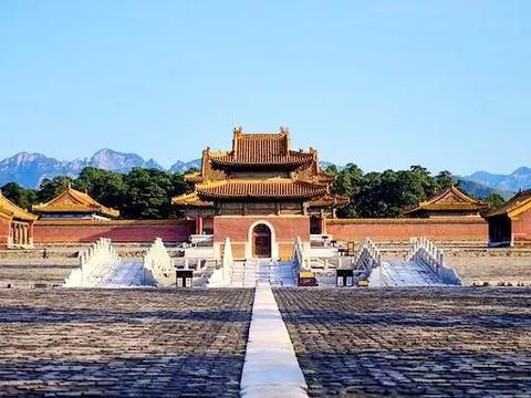 带你去清西陵 那是雍正四爷的葬身之地