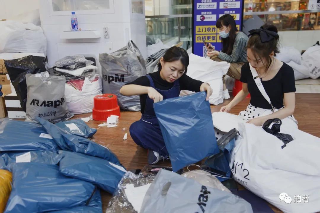 广州服装批发市场:草根走播与网红主播的带货江湖