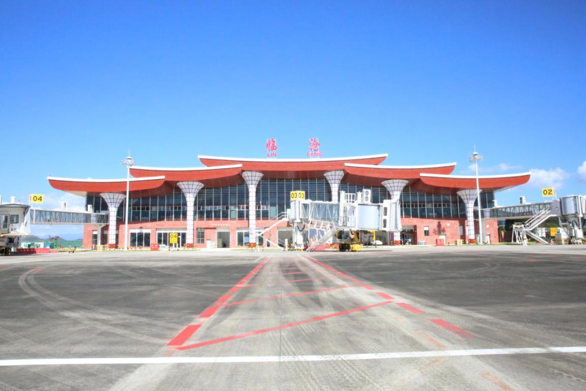 云南临沧机场T2航站楼正式投入使用